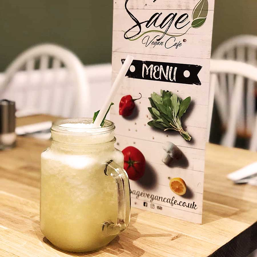 Sage vegan Smoothie